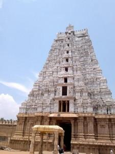 Srirangam Vellai gopuram